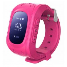 GPS Watch kids GPS tracker (Pink)