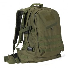 3D Tactical Bag (Army Green).  Plus a FREE  Push Dagger Knife