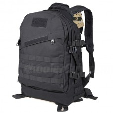 3D Tactical Bag (Black) Plus a FREE  Cardsharp Knife