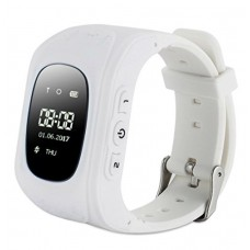 GPS Watch kids GPS tracker (White)