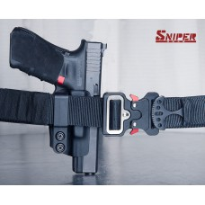 Tactical Belt with Kydex Knife