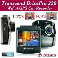 Trascend Dash Camera
